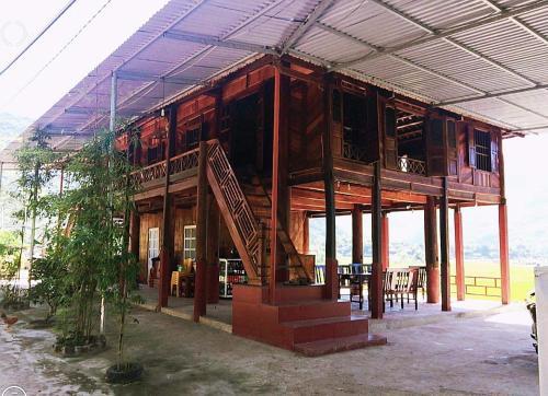 Mai chau rice fields homestay, Mai Châu