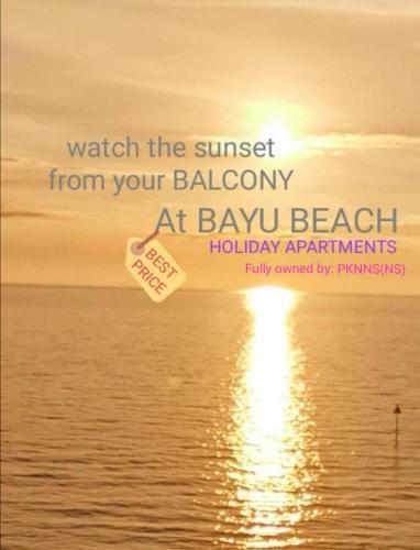 Bayu Beach Holiday Apartments, Port Dickson
