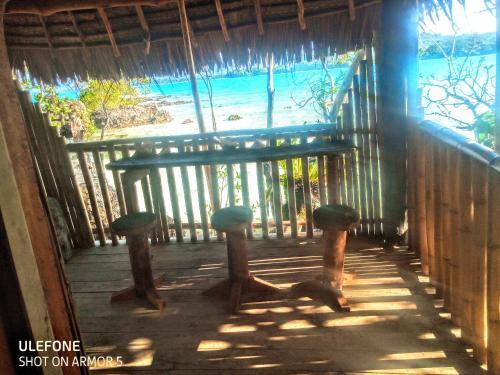 Nonkar bungalow, North Santo