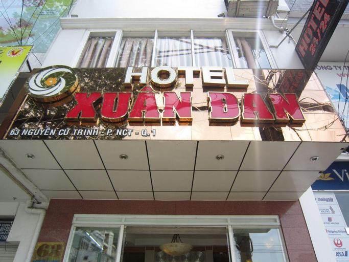 7S Hotel Xuan Dan Central, Quận 1