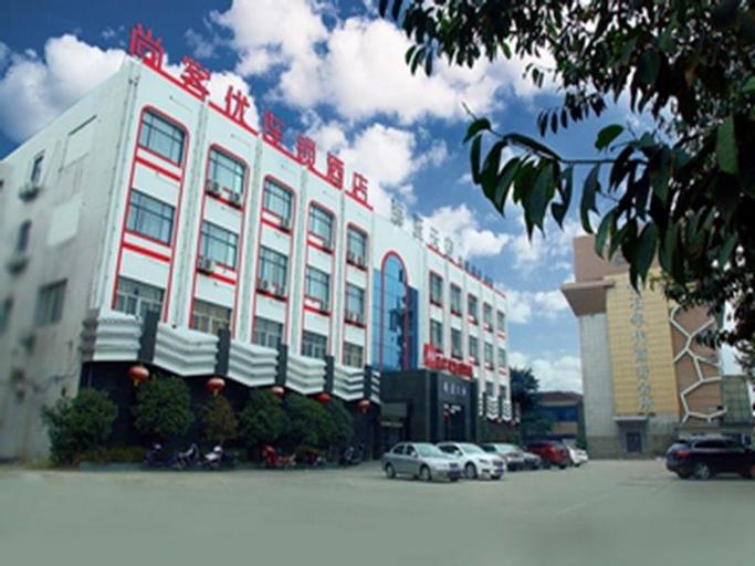 Thank Inn Hotel Jiangsu Zhenjiang Danyang Danjin Road, Zhenjiang