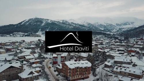 Hotel Daviti Resort, Borjomi