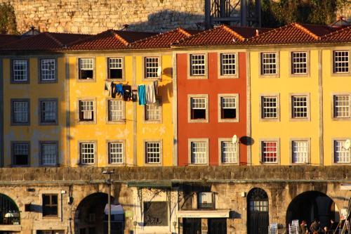 Porto de Rio, Porto