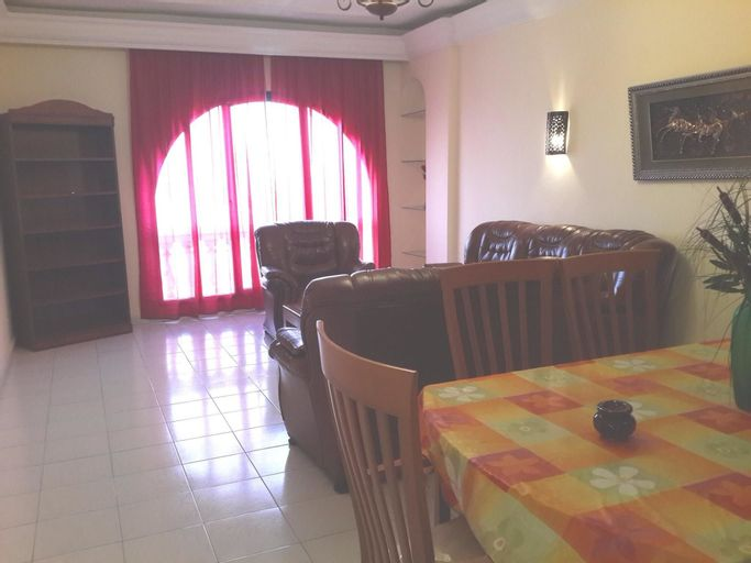 Apartment With 3 Bedrooms in Tanger, With Wonderful City View and Wifi, Tanger-Assilah