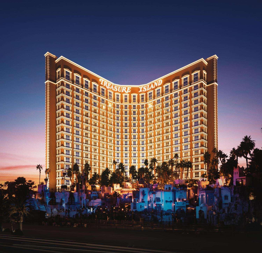 TI - Treasure Island Hotel and Casino, Clark