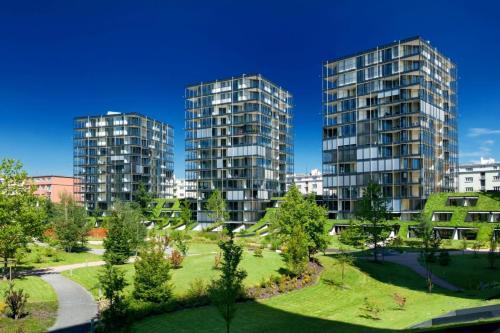 Apartments for Family, Praha 3