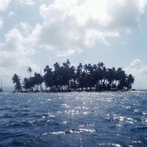 Sailing Niskua, Kuna Yala