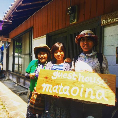 Guesthouse Mataoina, Shingū