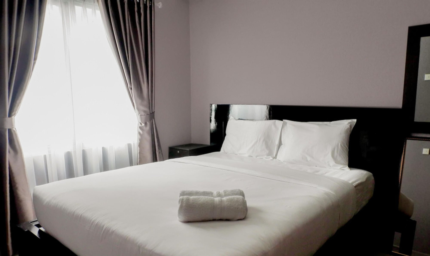 Comfy Apartment at Sudirman Park, Central Jakarta