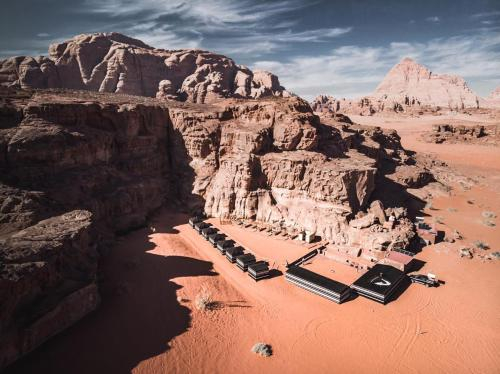 Wadi Rum Desert Lovers Camp, Aqaba