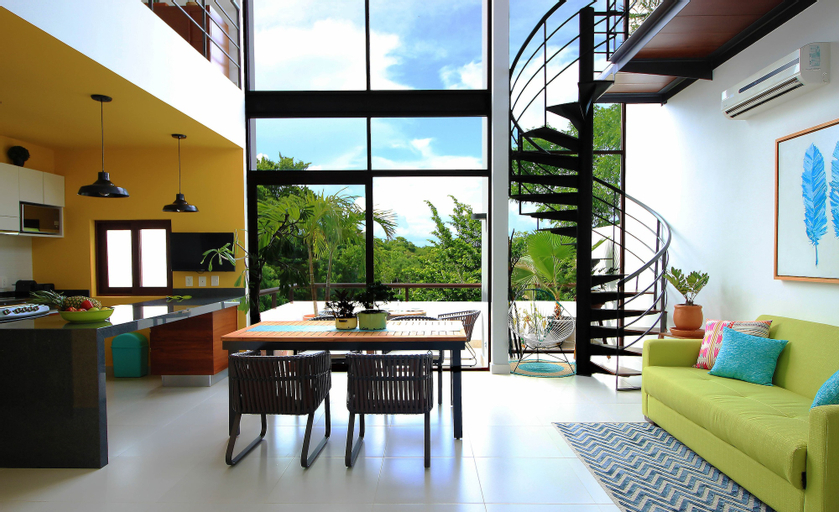 Penthouse Panoramic View by Olahola, Cozumel