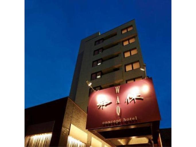 Concept Hotel  Wakyu, Toyama