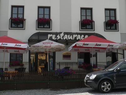 Hotel Amco, Šumperk