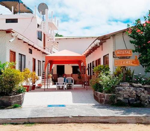 Hostal Villamil, Isabela