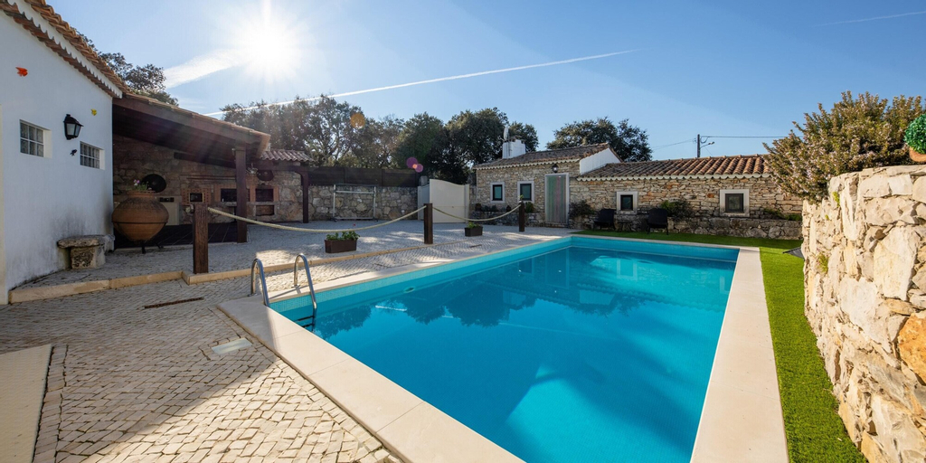 Villa With 3 Bedrooms in Fatima, With Wonderful Mountain View, Private Pool, Enclosed Garden - 50 km From the Beach, Ourém