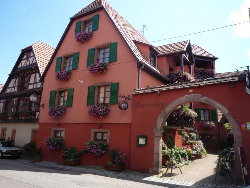 Hotel Winzenberg, Bas-Rhin