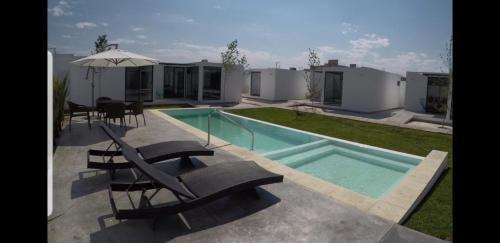 Casa kabia, Rioverde