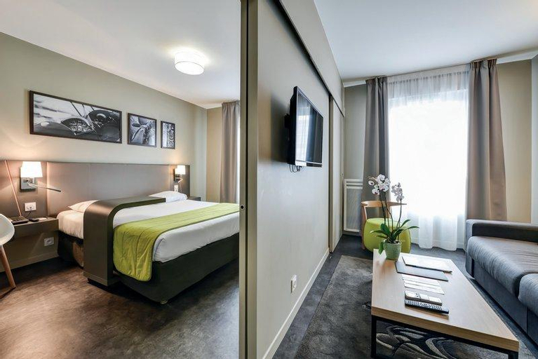 Appart'City Confort Strasbourg Aeroport (Pet-friendly), Bas-Rhin