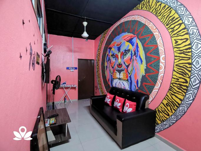 ZEN Rooms Mirzal Guesthouse, Pulau Penang