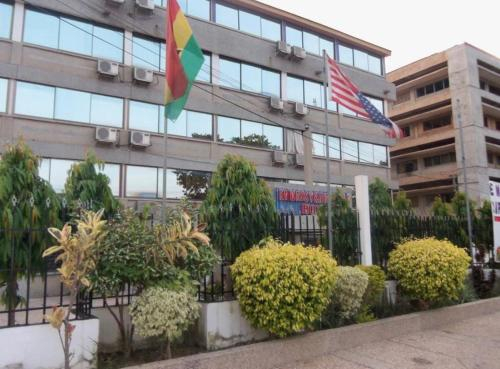 Embassy and Diplomat Hotel, New Juaben