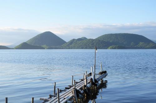 lakeside villa 湖畔山莊, Tōyako