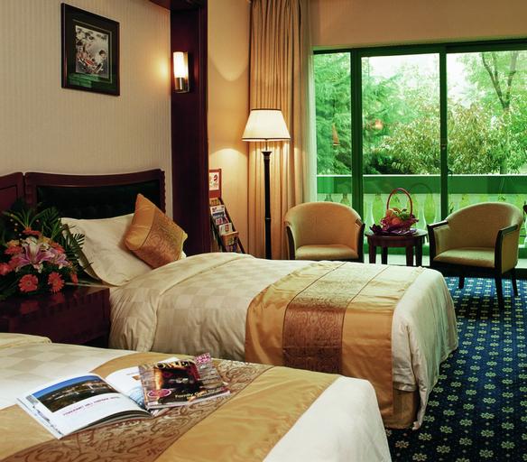 Fragrant Hill Empark Hotel, Beijing