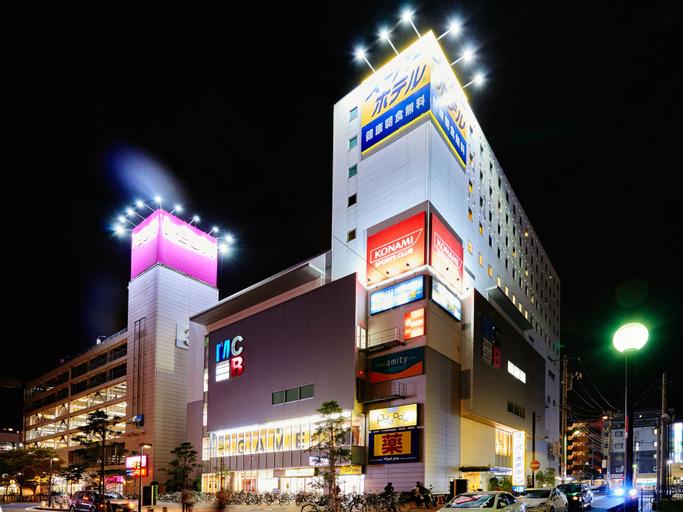 Super Hotel Tozai line Ichikawa Myoden Mae, Edogawa
