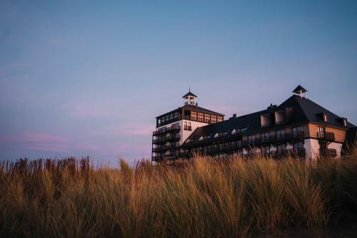 Strandhotel, Sluis