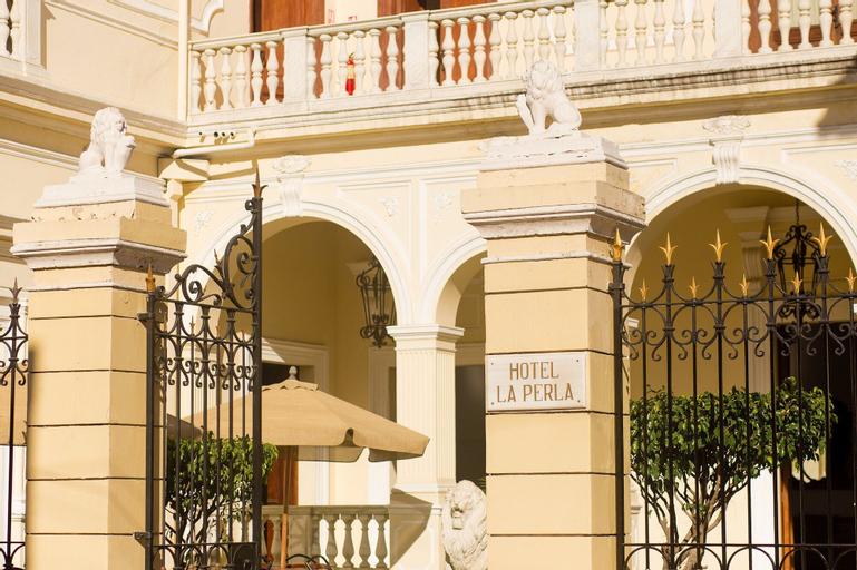 Hotel La Perla, León