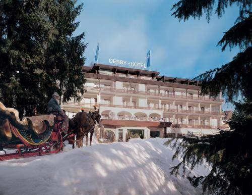 Hotel Derby - Save & Relax, Prättigau/Davos