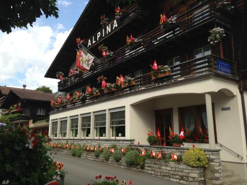 The Hotel Alpina Ringgenberg, Interlaken