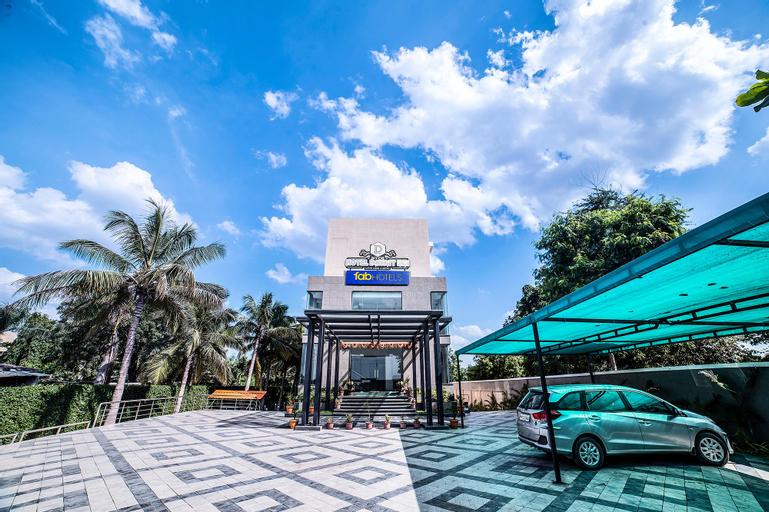 FabHotel Dawat Inn Waluj BK, Aurangabad