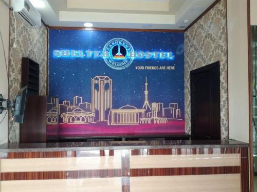 Shelter Hostel, Tashkent City