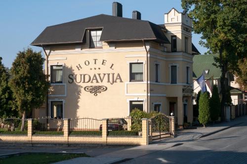 SUDAVIJA Hotel, Marijampolės