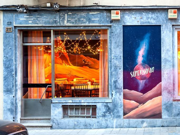 Supernova - Hostel, Porto