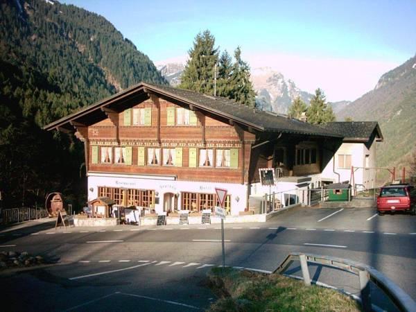 Hotel Stalden, Interlaken