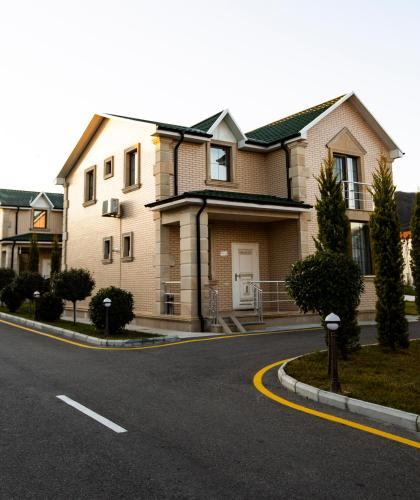 AlmaBagi Hotel&Villas, Quba