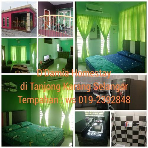 D'Damia Homestay, Kuala Selangor