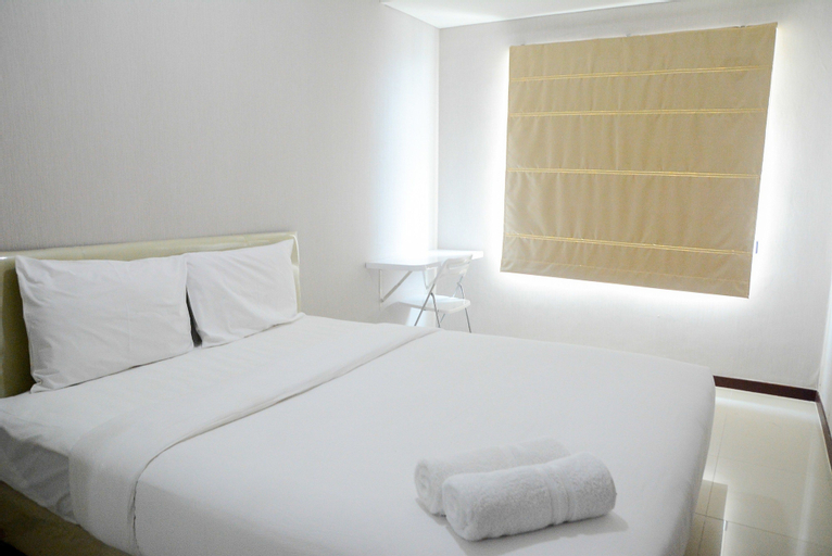 Simply Spacious 1BR Apartment at Green Bay Pluit, North Jakarta