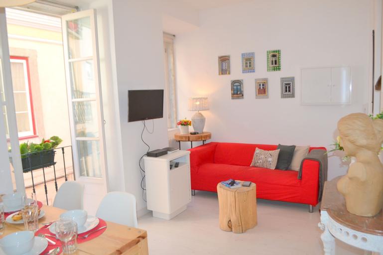 RH FARINHAS 5, Lisbon Center Apartment, Lisboa