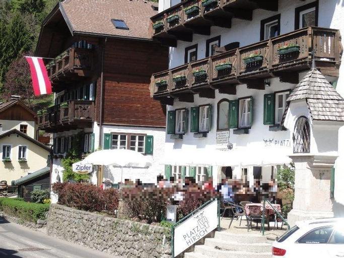 Platzhirsch zur alten Wagnerei, Gmunden