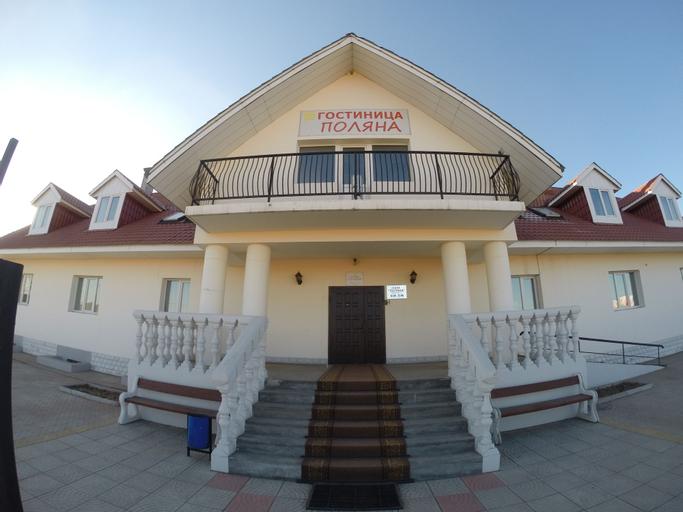 Polana Hotel, Borzinskiy rayon