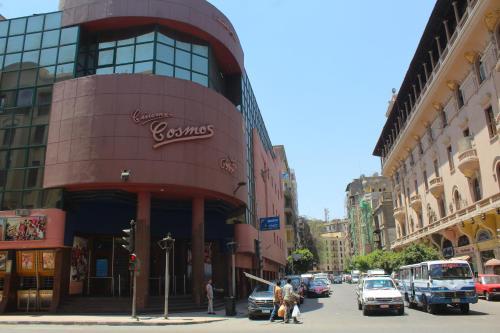 El Ahram Hostel & Apartments, Al-Azbakiyah