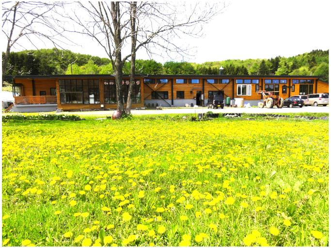Farm Inn Yuuyuu Farm, Wakkanai