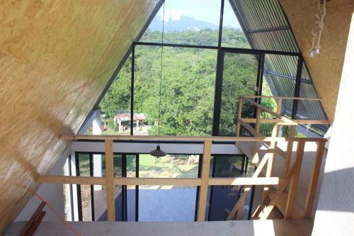 Cabanas y Area de Camping Rio la Toma Tamasopo SLP, Tamasopo
