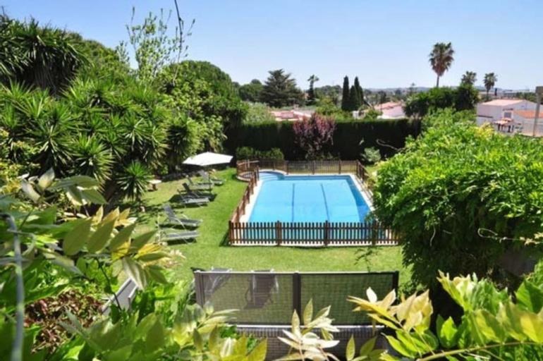 Casa Vista al Jardin Para 8 Personas en Cambrils, Tarragona