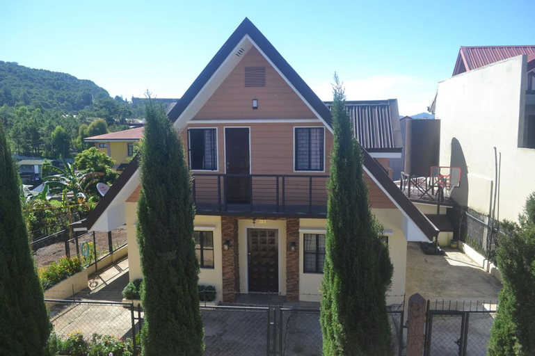 Zya Transient house, Baguio City