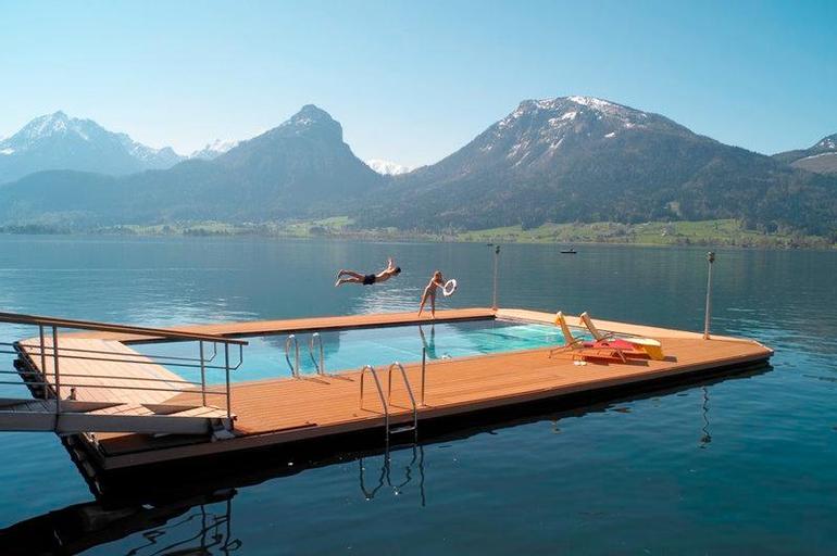 Romantik Hotel Im Weissen Rossl, Gmunden