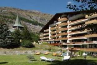 Hotel Antika, Visp