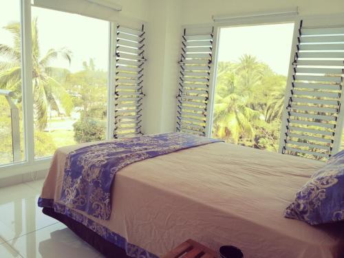 2 bedroom in ocean view Beautiful cosy apartment, Ba